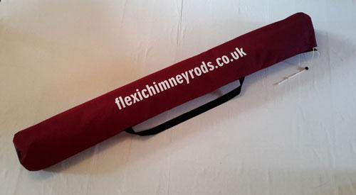 flexi chimney rods kit bag